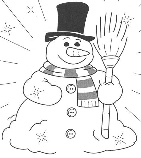 imagenes infantiles invierno pin invierno para colorear dibujos infantiles de p car
