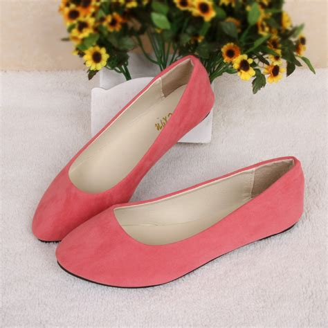 Flat Shoes Import Gea9100bu womens fashion ballet slip on flats loafers boat casual work single shoes ebay