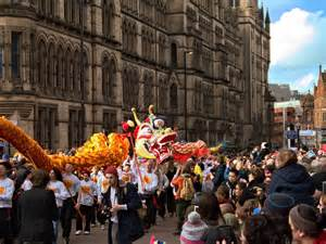 manchester new year new year parade on princess 169 david dixon cc by