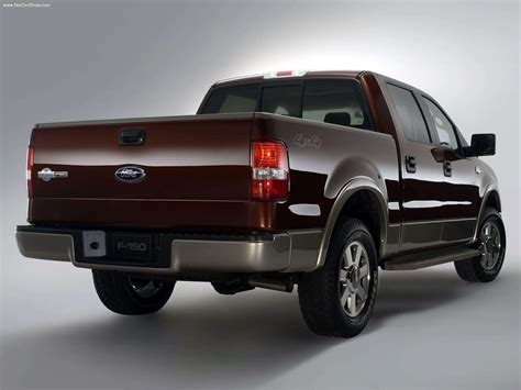 04 Ford F150 by Ford King Ranch F150 Supercrew 2005 Picture 04 1600x1200