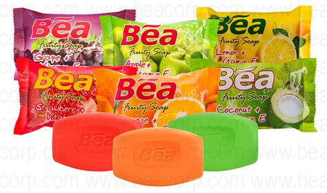Harmony Fruity Soap Lemon 70g bea fruity soap high quality soap buy