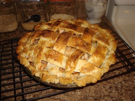 apple pie food