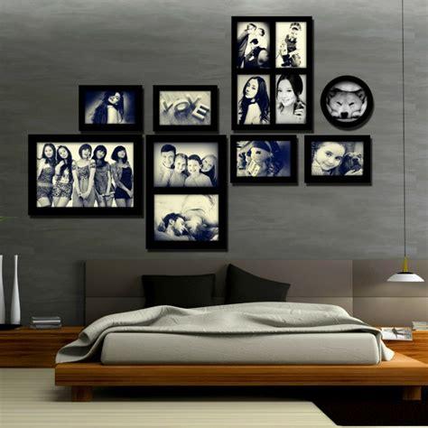 decorar paredes con fotos familiares paredes ideas para decorar con fotos decocasa