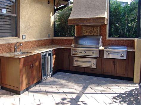 outdoor kitchen cabinets plans cocinas modernas para el aire libre 50 ideas exquisitas