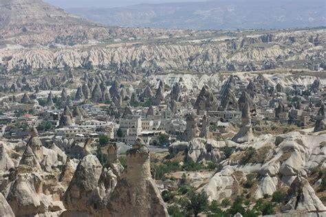 camini delle fate i camini delle fate cappadocia turchia viaggi vacanze
