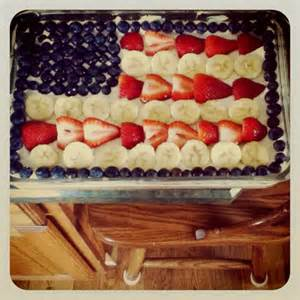 memorial day dessert red white blue