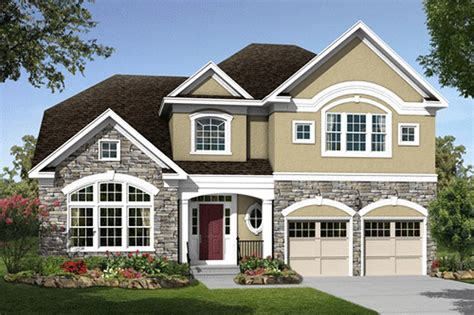 new home house plans exterior home design widaus home design