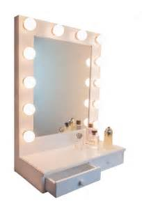 White Vanity Mirror With Lights Ideas For Your Own Vanity Mirror With Lights Diy