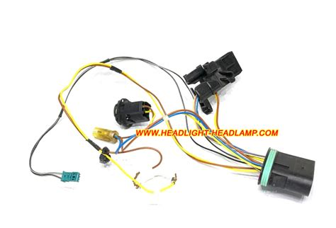 audi a4 headlight wiring harness 32 wiring diagram