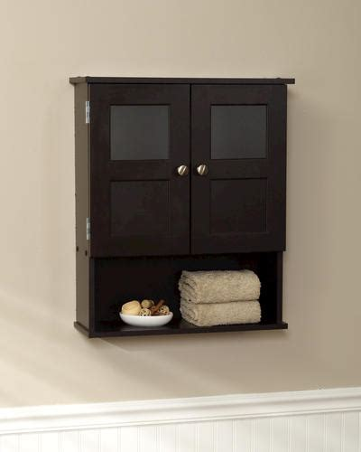 menards bathroom wall cabinets tuscany espresso riley wall cabinet at menards 174