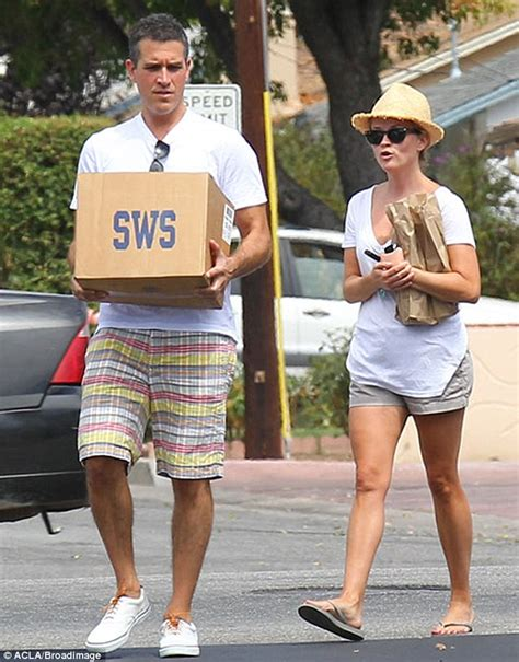 Ranch House Ojai reese witherspoon and husband jim toth spend time at her