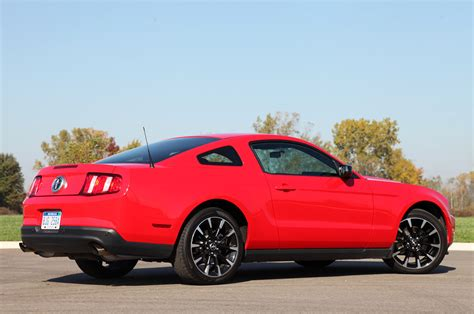 2012 Ford Mustang by 2012 Ford Mustang V6 Autoblog