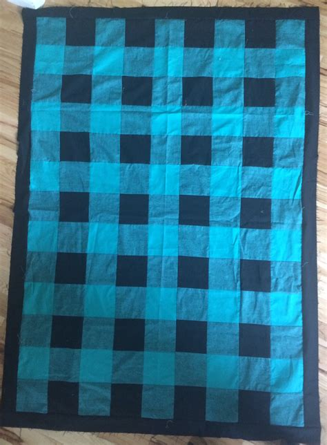 Buffalo Check Quilt by Appleton Buffalo Chex Patchwork