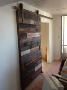 Wainscoting Half Wall - sliding barn doors from skateboard wheels diy projects for everyone