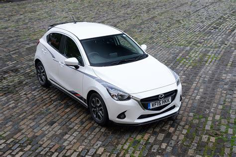 mazda 2 sport mazda 2 gains sport black edition in the uk carscoops