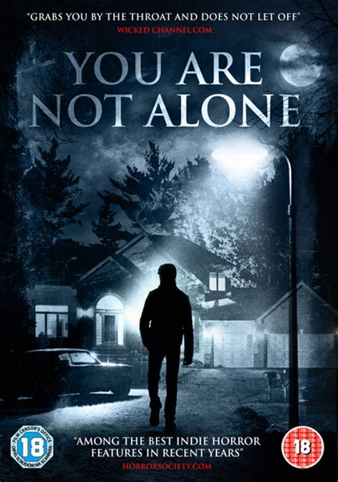 libro you are not alone you are not alone dvd zavvi