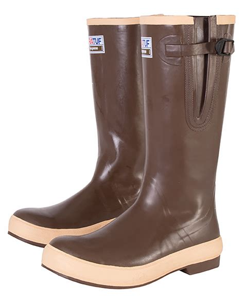 xtratuf boots xtratuf 22279g legacy side gusset boot 15in tackledirect