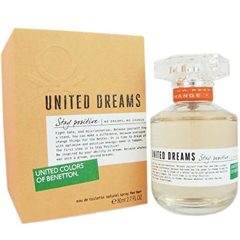 Original Parfum Benetton Stay Positive parfum united dreams stay positive benetton eau de