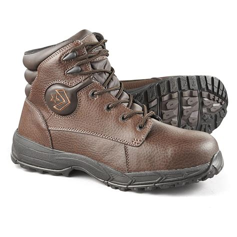 converse work boots s steel toe converse 174 sport boots brown 215973