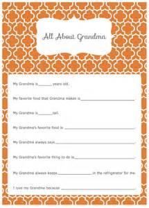 printable grandma quotes all about grandma printable everyday dishes