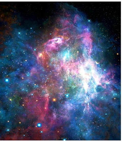 quot nebula galaxy print quot mini skirts by nancyanndesign