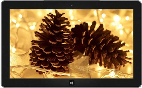 christmas themes windows 8 download quot holiday lights windows 8 theme quot for windows 8