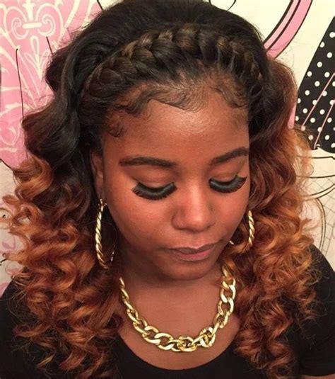 headband hairstyles black hair 39 bold and beautiful braided bang hairstyles