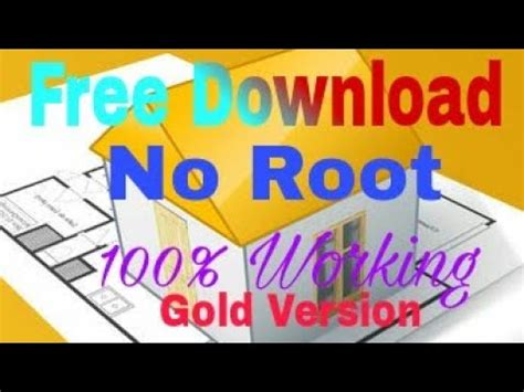 home design 3d gold download how to free download home design 3d gold youtube