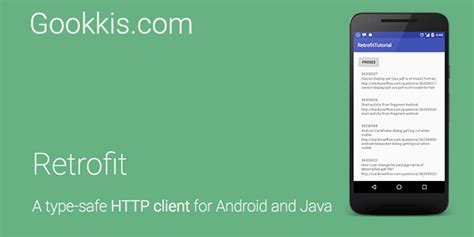 android studio retrofit tutorial android network library retrofit tutorial gookkis studio