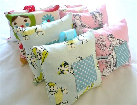 Handmade Tooth Pillows - crafting handmade and tooth pillow on