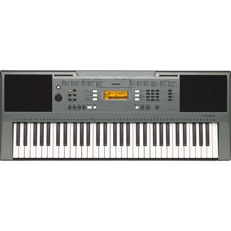 Keyboard Yamaha New yamaha psr e353 portable keyboard nearly new at gear4music