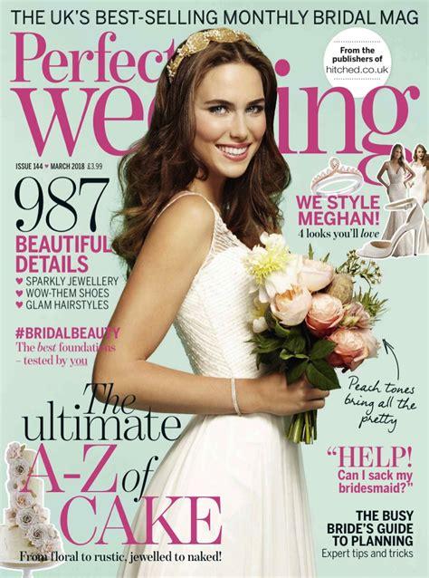 The Wedding Magazine by Wedding Magazine Subscription Wedding Magazines
