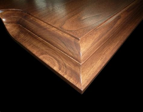 american black walnut wood countertop traditional