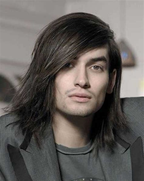 haircuts for straight hair guys long hairstyles for men 2012 2013 mens hairstyles 2018