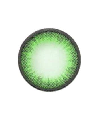 contact lens vassen seeshell cosmo green color lens
