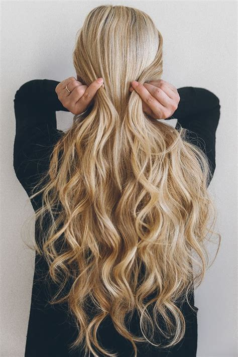 blonde hairstyles down 1000 images about hairstyles on pinterest
