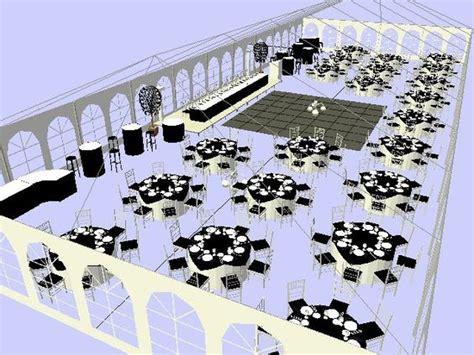 100 floors stage 75 floors wedding and bar on