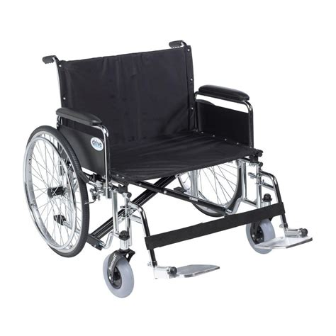ec swing drive sentra ec heavy duty extra wide wheelchair