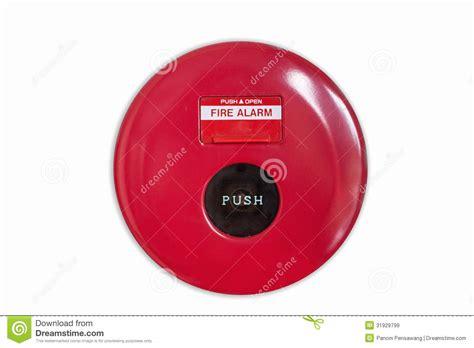Alarm Panom alarm signal white background royalty free stock