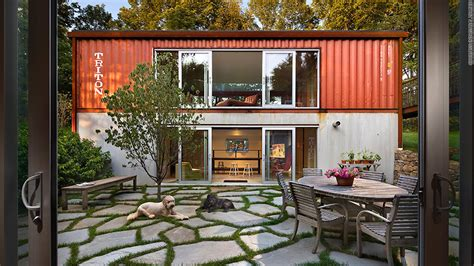 Retirement Home Design Plans by Make A Shipping Container Your Home For Less Than 185 000