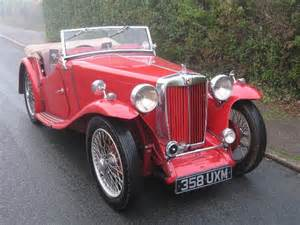 For Sale Ta Classic Cars For Sale 1936 Mg Ta