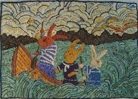smith rug hooking patterns a smith s rug is fabulous as usual rug hooking the o jays rugs and