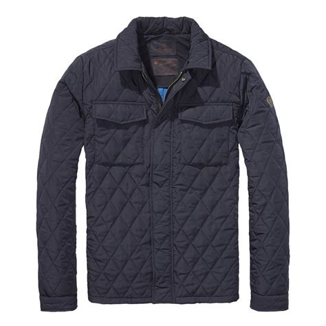 Mens Lightweight Quilted Jacket by Scotch Soda Lightweight Quilted Shirt Mens Jacket Mens