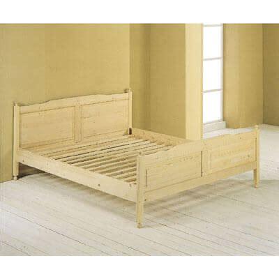 letti country in legno letto massello country