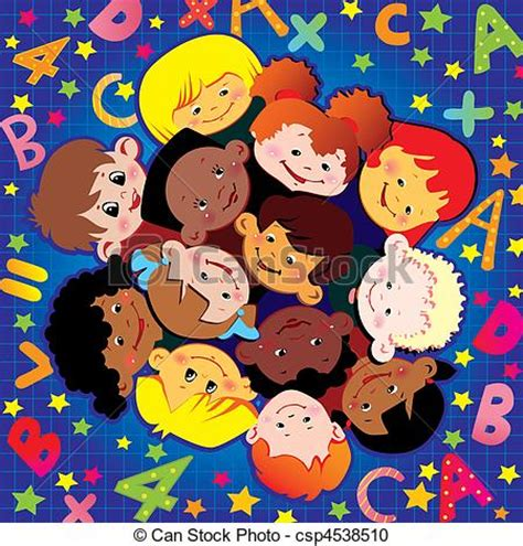 clipart scuola clipart vettoriali di infanzia scuola scuola infanzia