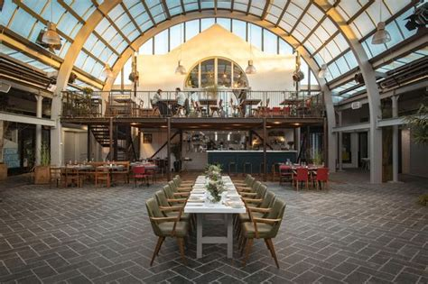 event design glasgow barras market venue baad celebrate launch of the backyard