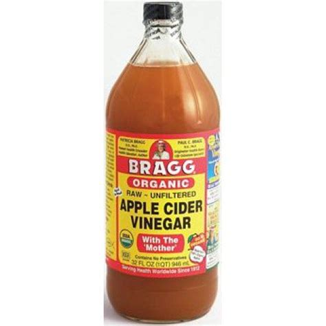 apple cider vinegar bragg bragg apple cider vinegar 32 oz authentic raw organic