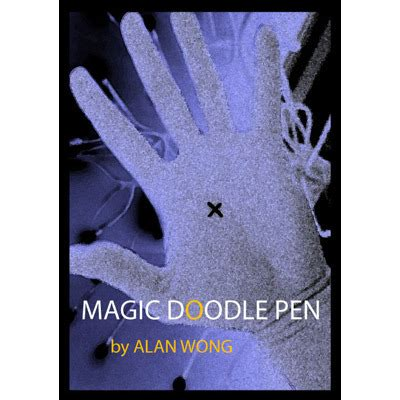 magic doodle pen por alan wong magic doodle pen by alan wong