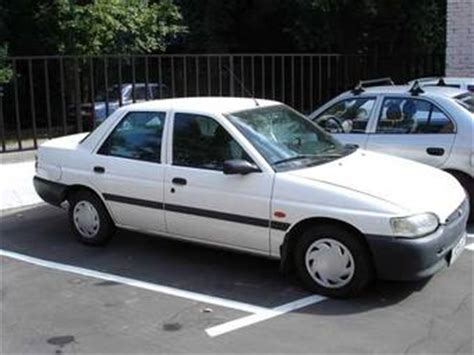 auto body repair training 1997 ford escort electronic toll collection 1997 ford escort pics 1 3 gasoline ff manual for sale