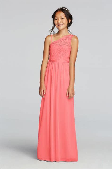 One Shoulder Long Lace Bodice Dress Style JB9014   eBay